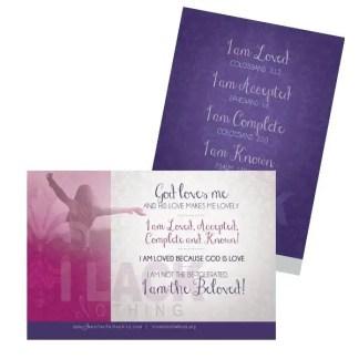 LACK Promise Card