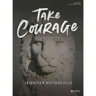 Take Courage Member Book