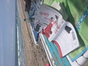 MODERN GIRLS on the beach