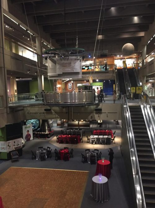 The Museum of Science, Boston