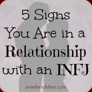 5 Signs You're in a Relationship with an INFJ