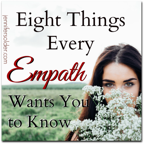 Eight Things Every Empath Wants You to Know