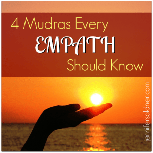 Mudras for Empaths