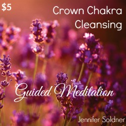 Crown Chakra Cleansing Meditation