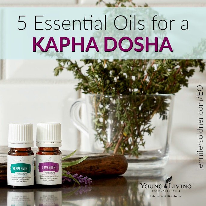 5 Essential Oils for the Kapha Dosha