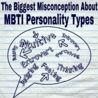 The Biggest Misconception About MBTI Personality Types