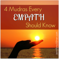 4 Mudras Every Empath Should Know
