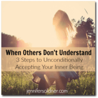 When Others Don't Understand