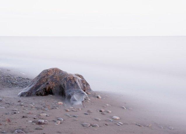 Water Print - Lake Erie #14
