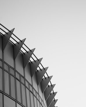 Minimal Architectural Photography - Convene