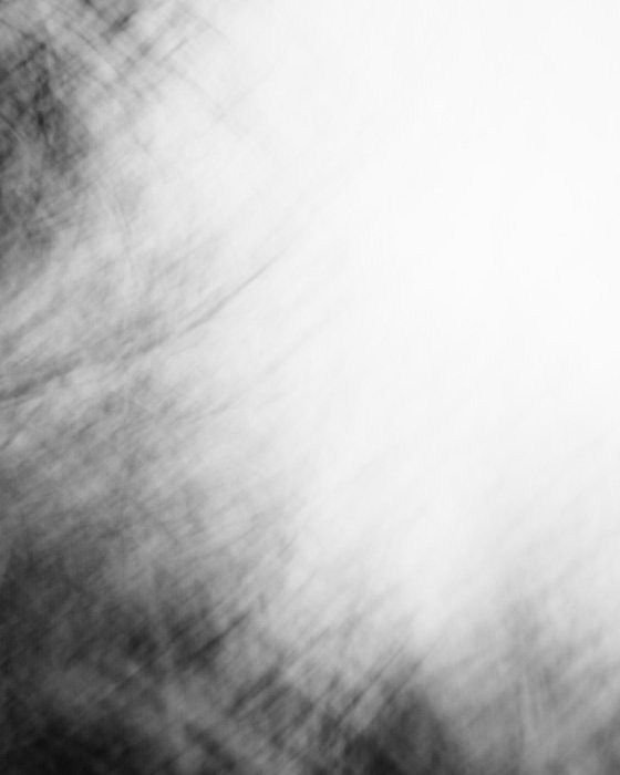 Abstract Black and White Art Prints - On a Cold Winter Day