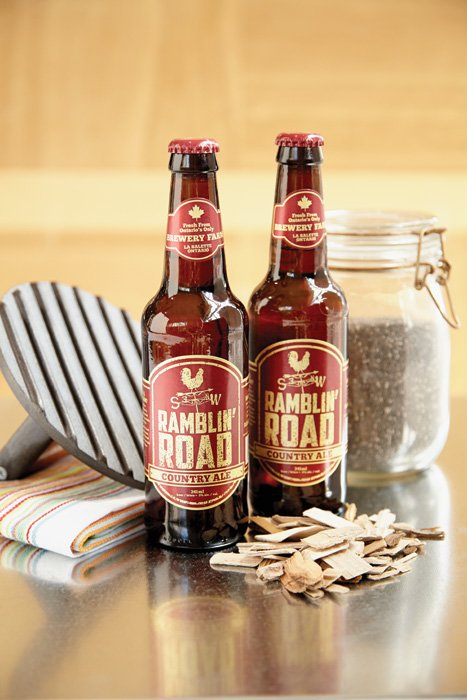 Ontario Craft Beer Photography - Ramblin' Road Country Ale
