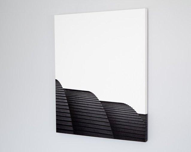 Canvas Wall Art - Listen