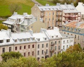 Quebec Art - Old Quebec Apartments