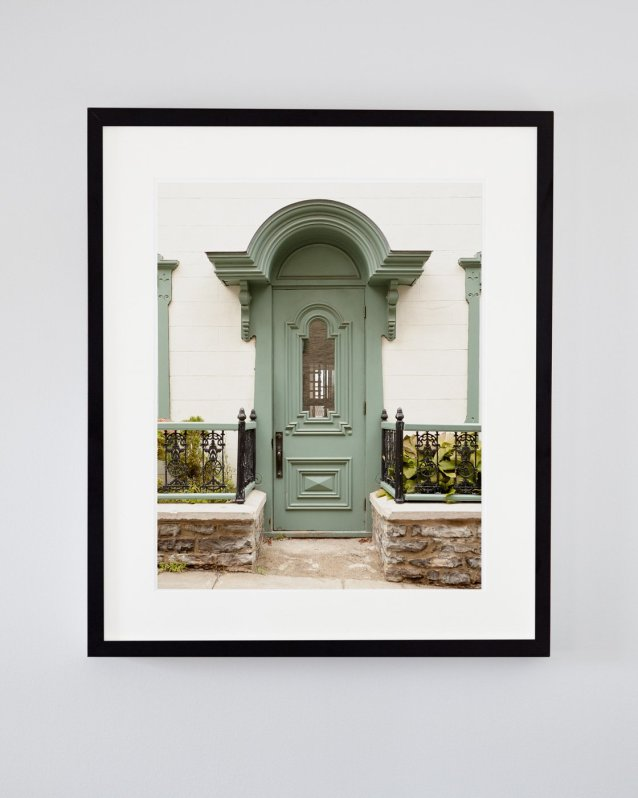 Green Door Decor - Olivia Writes - Old Quebec City Photography