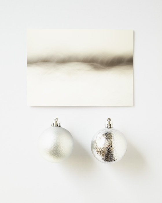 Premium Contemporary Holiday Cards - Furry Field