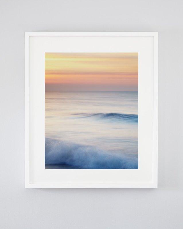 Beach Sunrise Image - Anna the Early Riser - Coastal Home Decor
