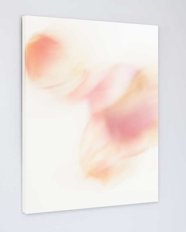 Harper - Happy Abstract Art Canvas