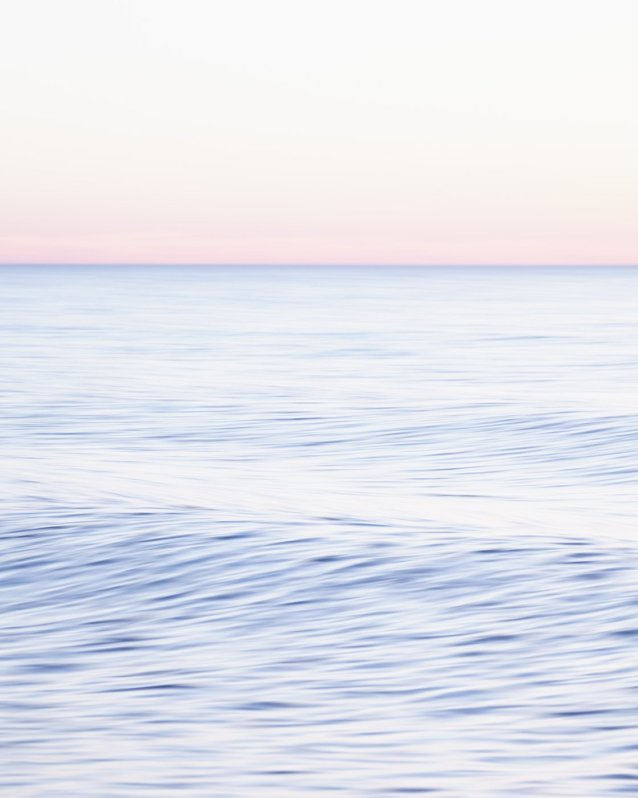 Sunset Waves, Grand Bend - Beach Fine Art Photograph
