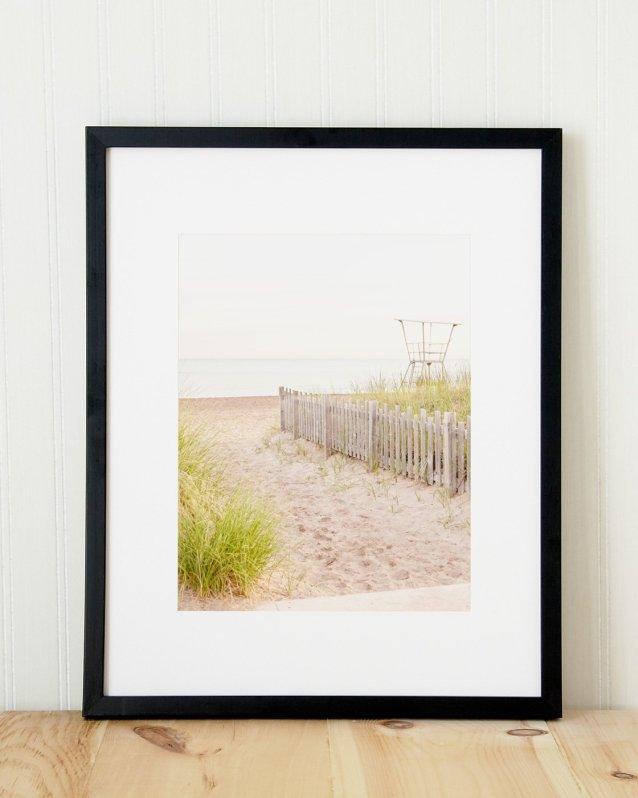 Beach Path, Grand Bend - Grand Bend Beach Art
