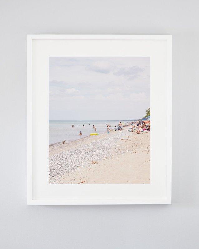 Pinery Beach Photo - Pinery Sunbathers