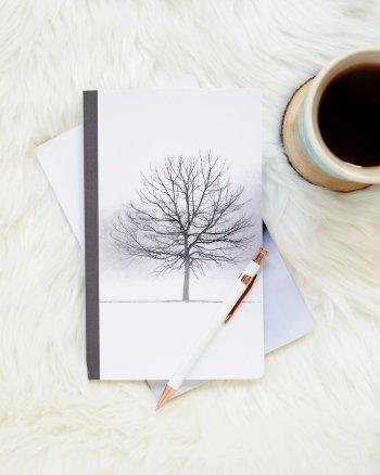 Vanilla Dream Notebook