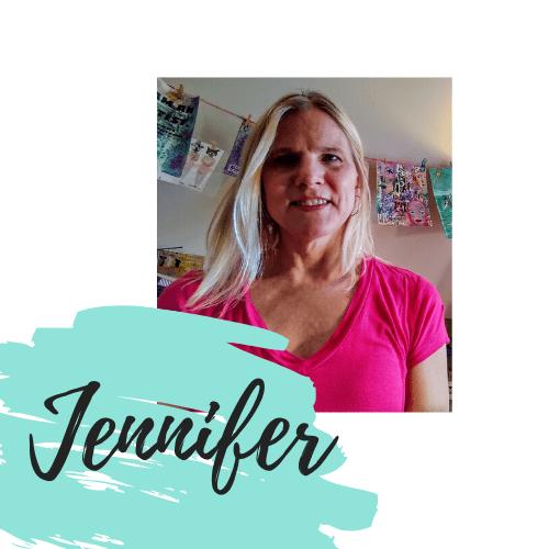 headshot, Jennifer Storm Nelson, About page, Joy in the Making blog, creative lifestyle blog.