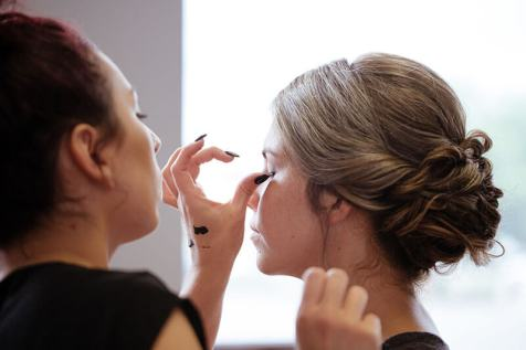 eyelashes for bride