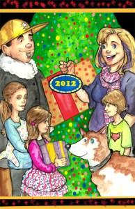 Christmas Card small