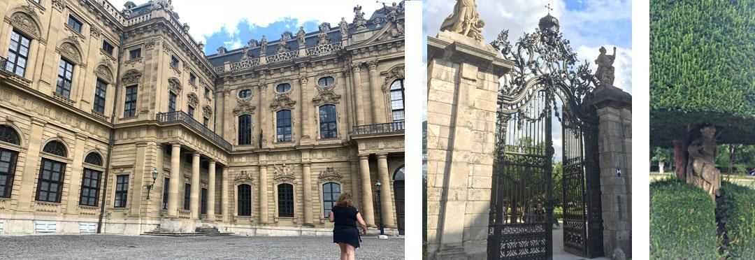 Würzburger Residenz Baroque Palace