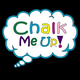 Original Chalk Me Up logo
