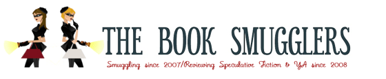 The Book Smugglers masthead
