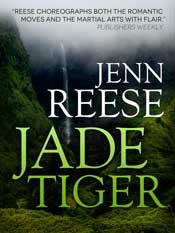 JADE TIGER by Jenn Reese