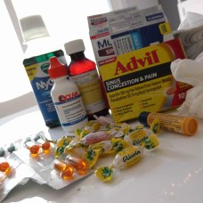 In the busiest November of my life, I still found time to get sick for two weeks.