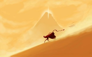 Concept art for Journey