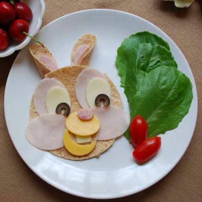 Thumper's Wrap Sandwich | #LunchIdeas http://jennsblahblahblog.com #jbbb