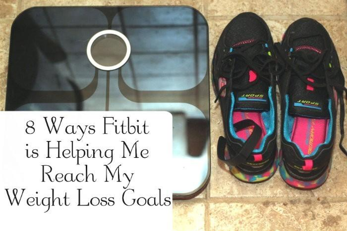 Fitbit Helping Me Reach Weight Loss Goals & Make Healthy ...