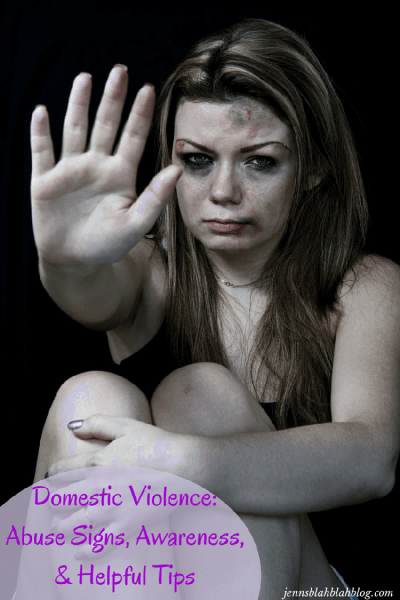 Domestic Violence: Abuse Signs, Awareness, & Helpful Tips