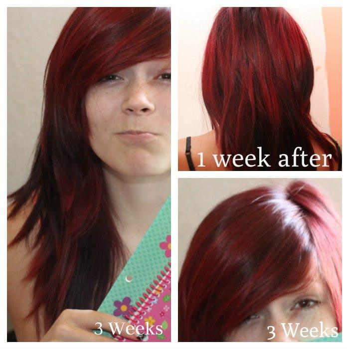 Tips To Prevent Hair Color Fading Jenns Blah Blah Blog Where The