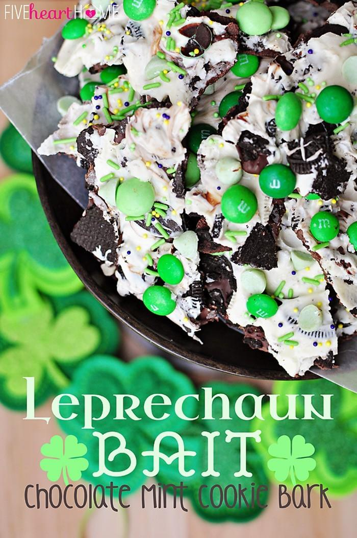 Leprechaun Bait st patricks day recipe