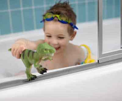 Keeping Kids Bath Time Fun, Clean, and Safe!