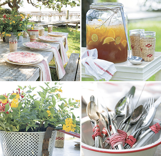 Outdoor Summer Birthday Party Ideas: Summer BBQ: Ideas To Host A Completely Outdoor Party