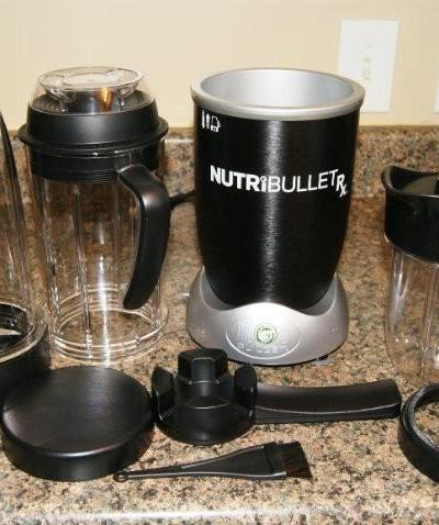Transform Your Life With The NutriBullet RX!