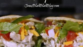 Yummy Green Chili Chicken Enchiladas Arepa Recipe