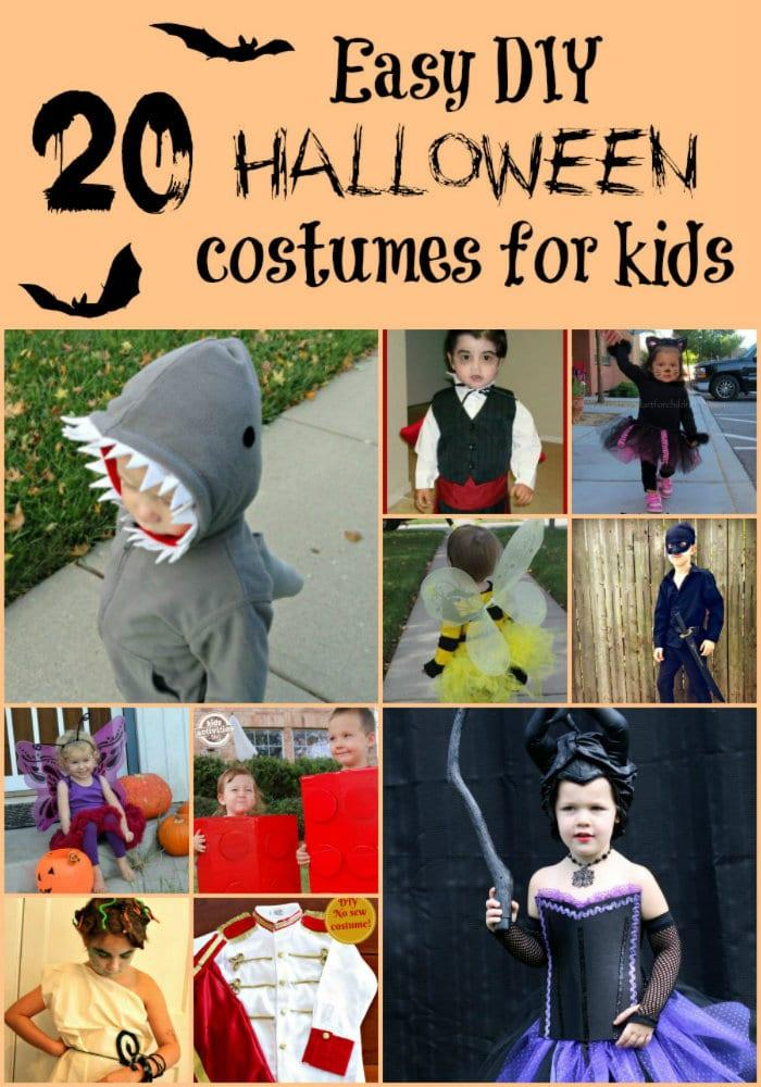 20 easy diy halloween costume ideas for kids jenns blah blah blog easy diy 20 awesome halloween costume ideas solutioingenieria Gallery