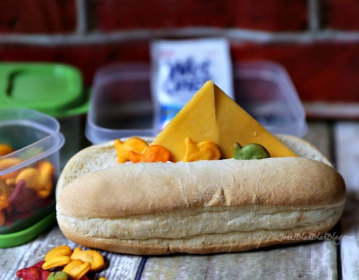 the tuna boat lunch ideas for kids