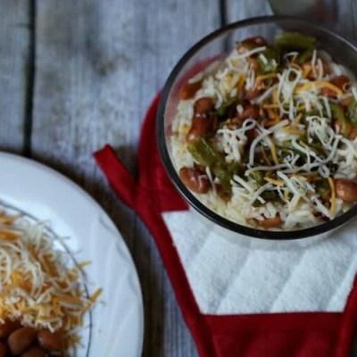 Quick & Easy 5 Minute Burritos Recipe