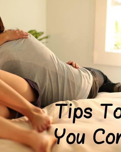 Five Tips To Help You Conceive
