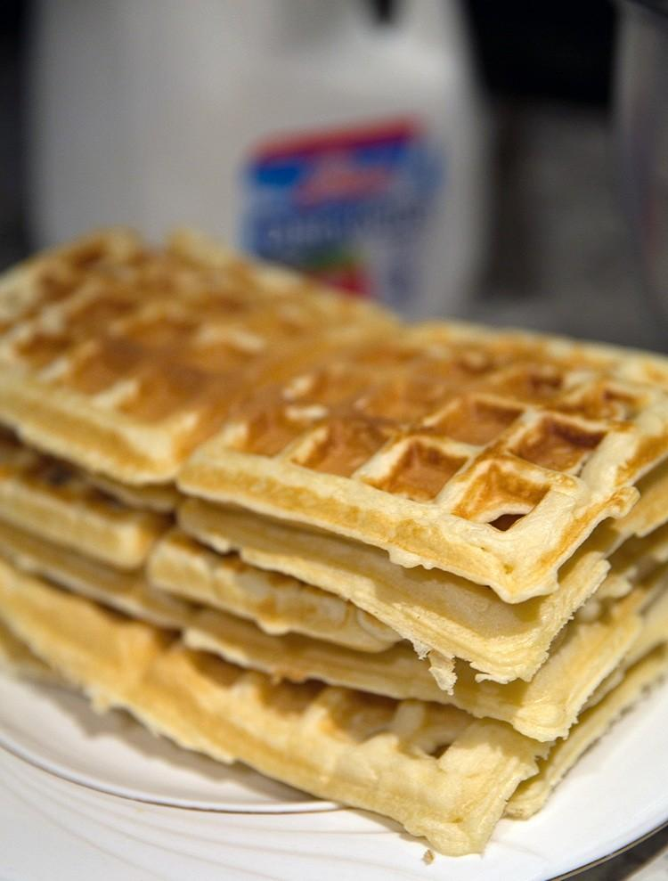 waffles taco recipe