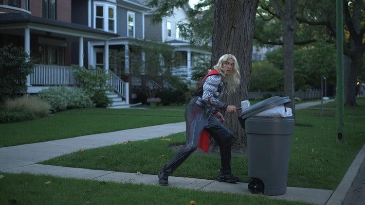 Kmart Halloween Avengers Costume